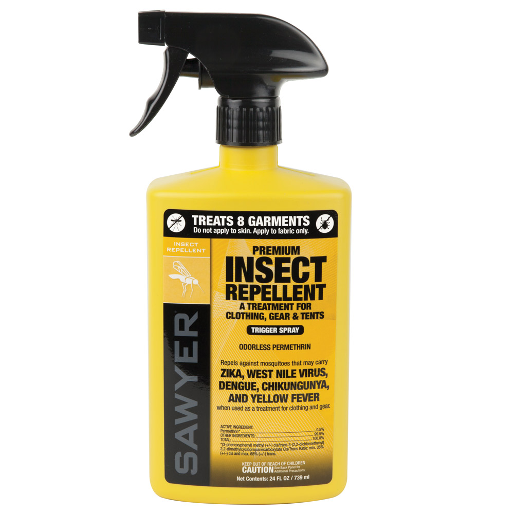 Don't forget insect repellent essentials, or you'll be forced to suffer through days and nights of irritating bites.