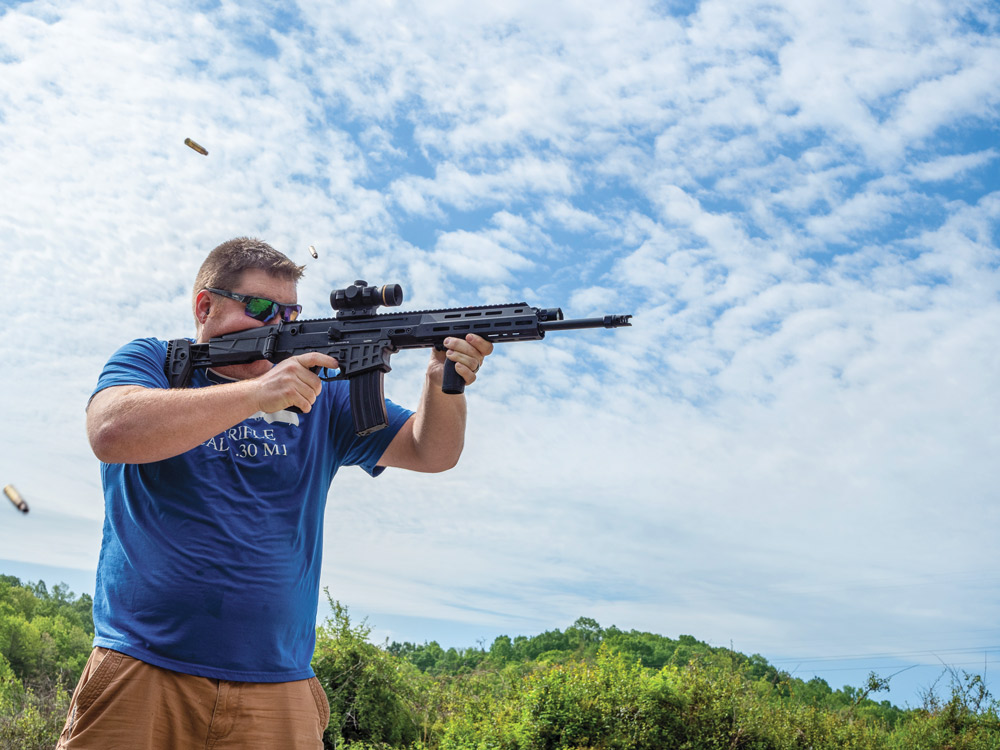 The AR-15 is, by far, the easiest rifle in history to customize