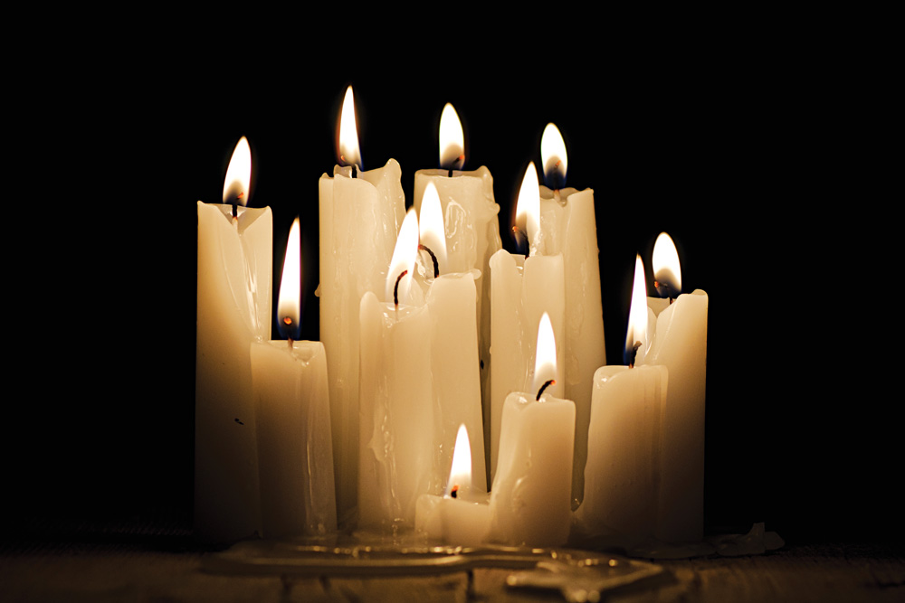 Depending on the nature of the crisis, candles could be excellent barter items.
