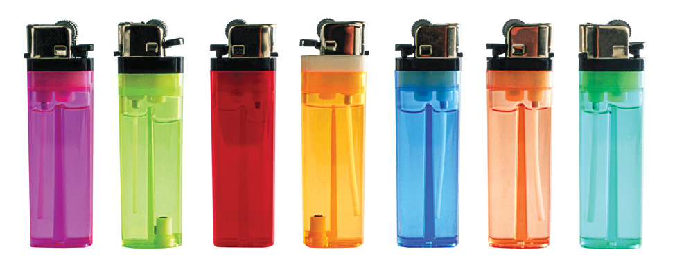 If you stick to the name brands, disposable lighters can last awhile and make for great trade material.