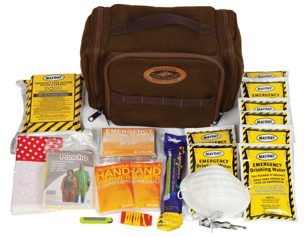 Trailsetter Emergency Preparedness Kit