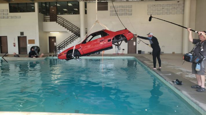 The team at Southern Survival performs intense and large-scale testing, such as using a submerged car to test vehicle escape products, but always keeps safety as their top priority.