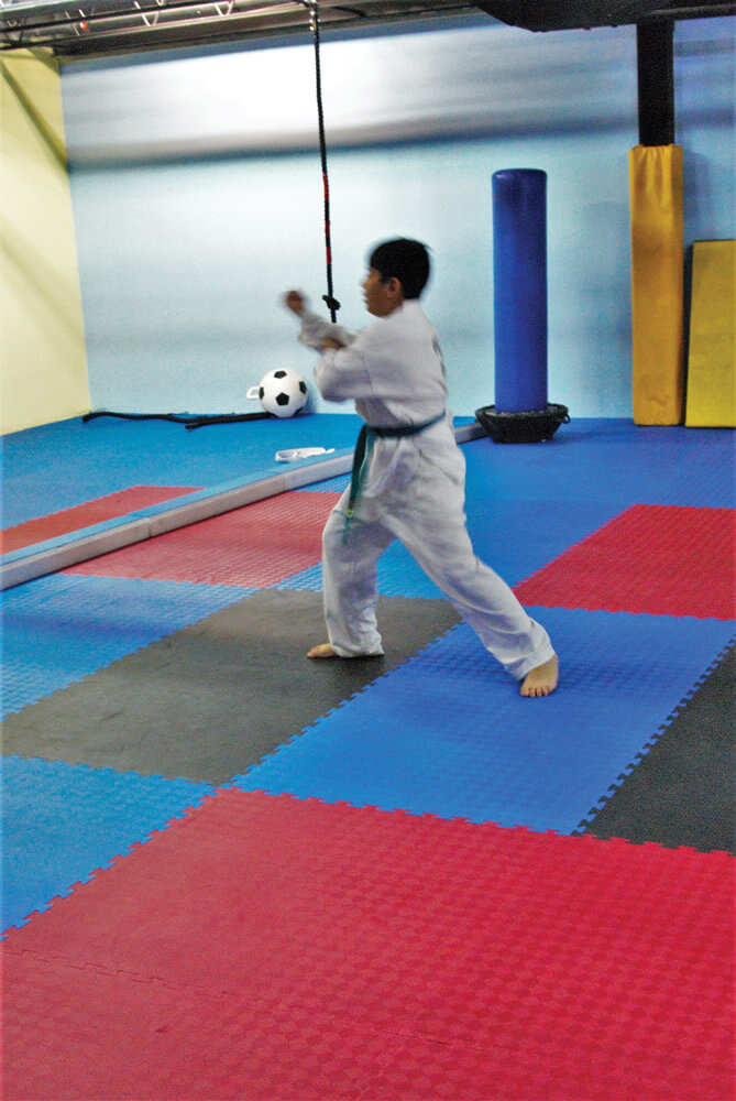 The martial arts prove to be useful training tools for those with physical and neurological development challenges.