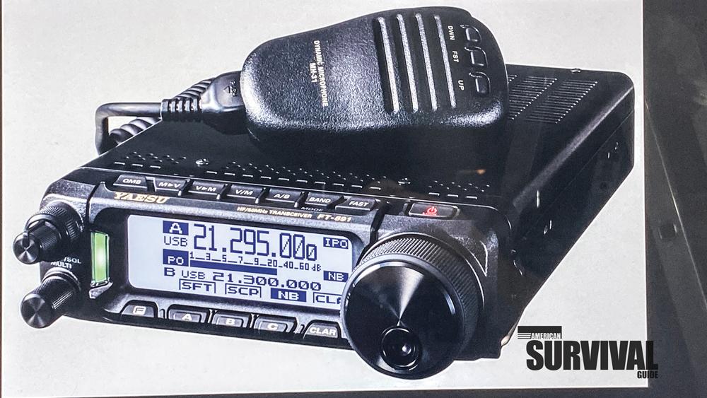 The YAESU FT-891