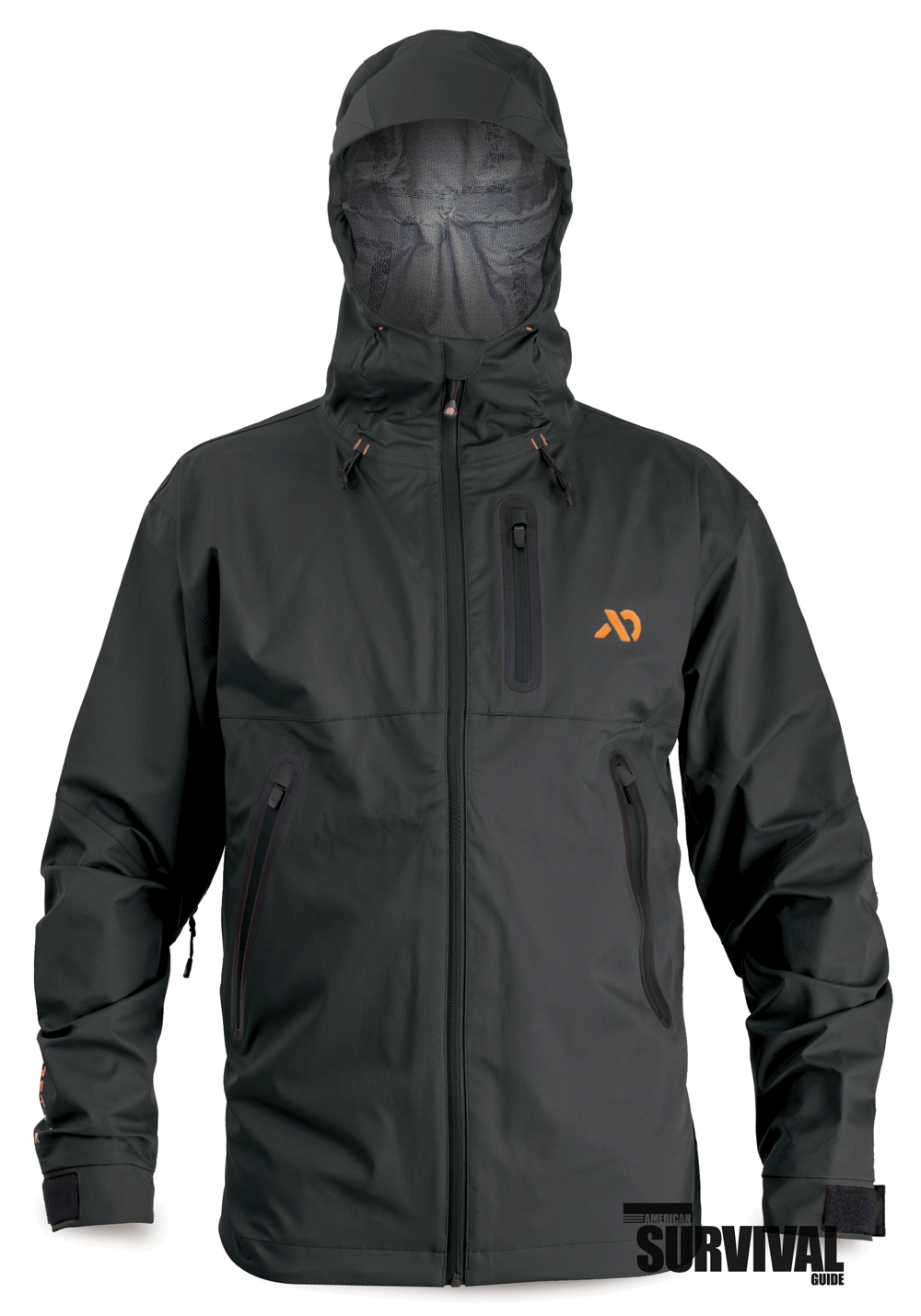 FIRST LITE SEAK STORMTIGHT RAIN JACKET