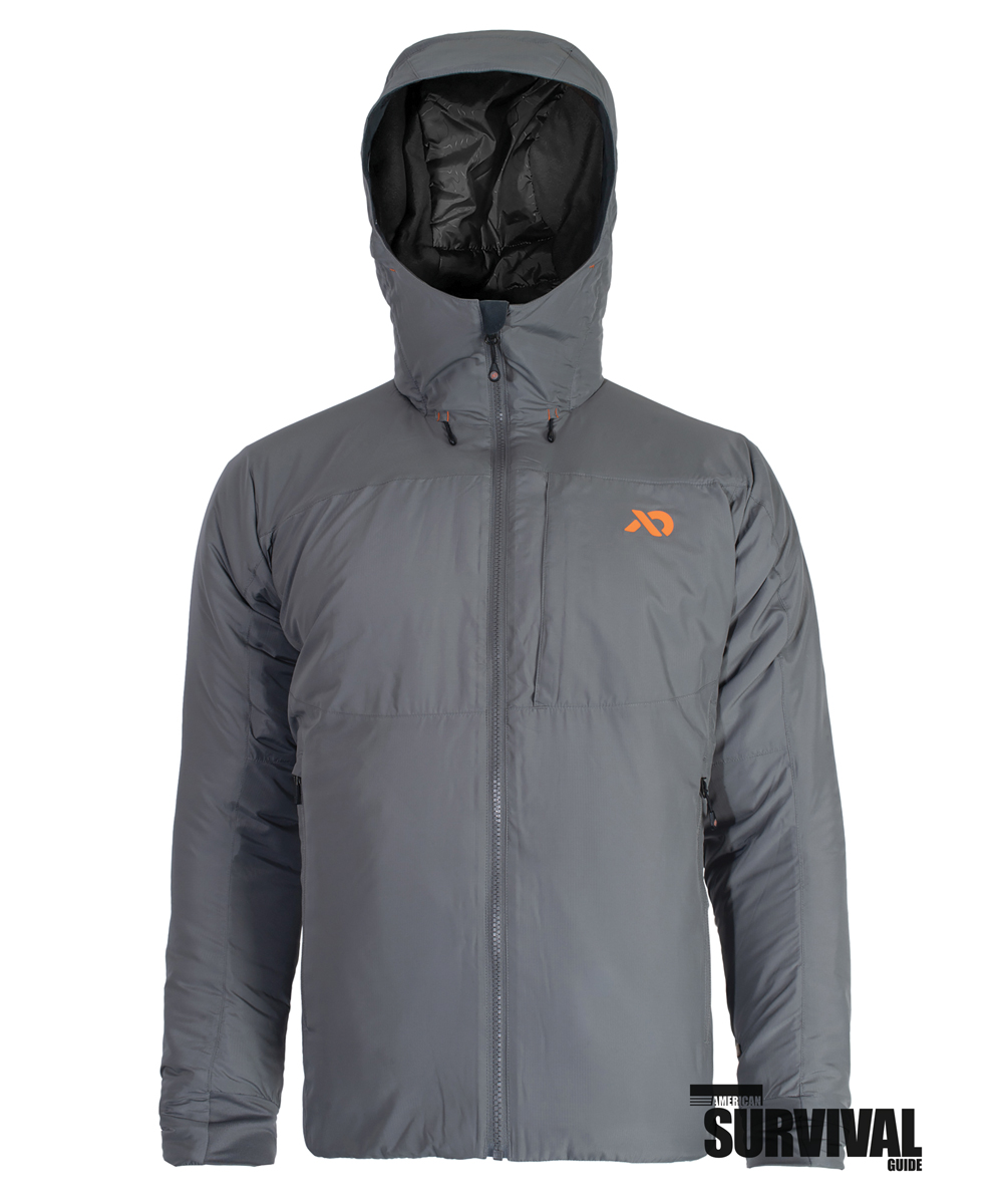 FIRST LITE MEN'S UNCOMPAHGRE 2.0 PUFFY JACKET