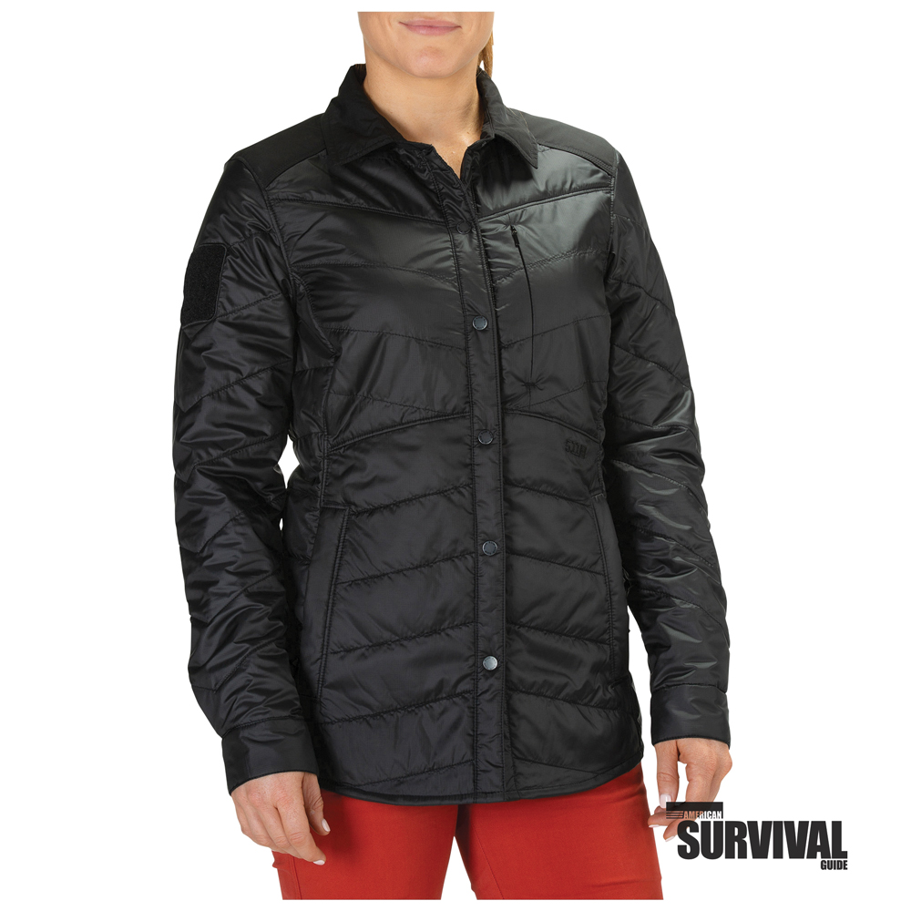5.11 TACTICAL WOMEN'S PENINSULA INSULATOR SHIRT JACKET