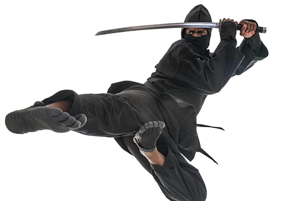 Getty image - Ninja