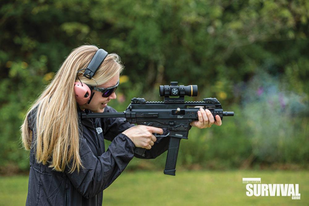 the APC 10 Pro's recoil